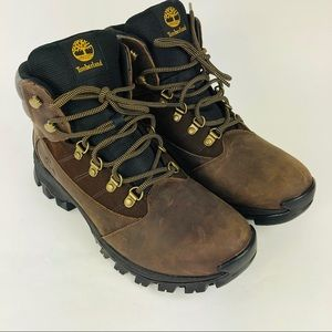 Timberland Rangeley Mid Hiking Leather Boots 10